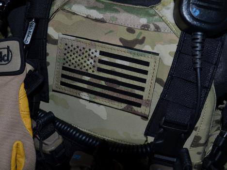 Lasercraft Concepts IR Flag