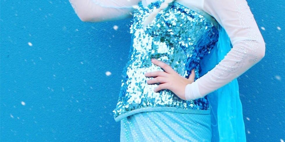 Virtual Play Date with Elsa & the Ellis'