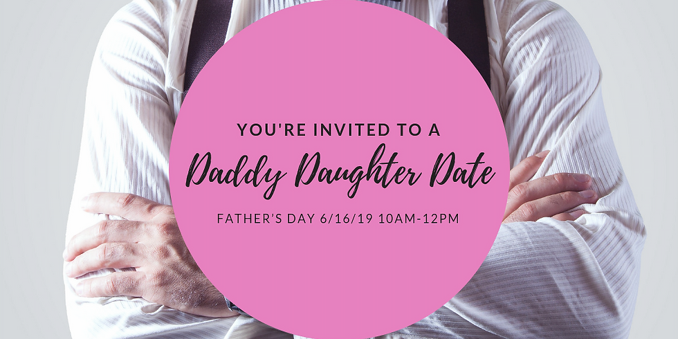 Daddy Daughter Date!
