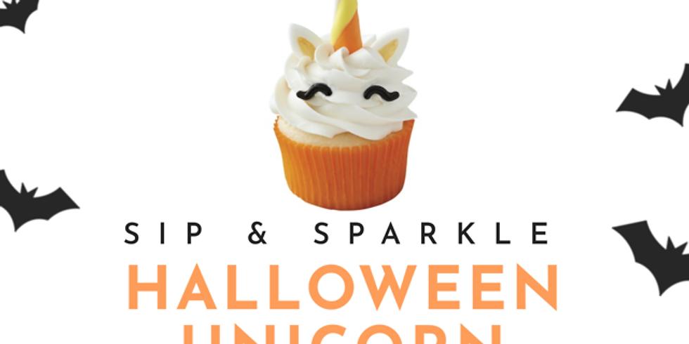 Halloween Unicorn Cupcake & Bracelet Making!