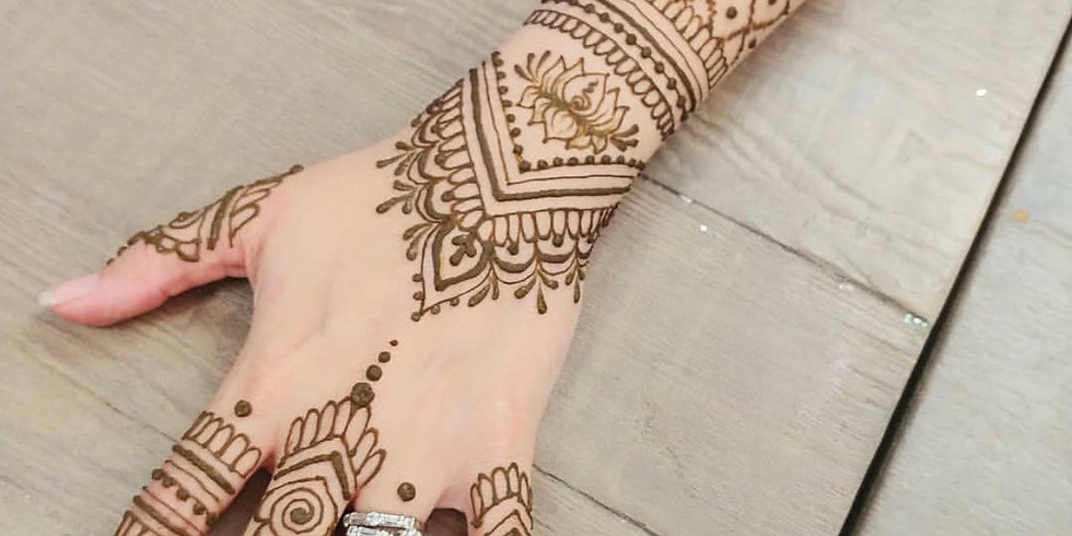 Henna & Buddha Bracelet Ladies Night!