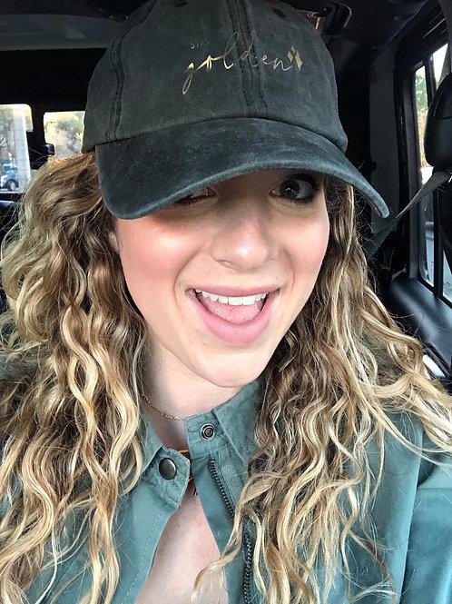 Sparkle Confetti Hat