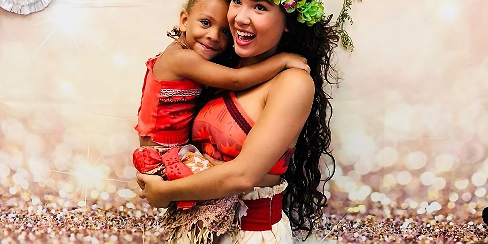Moana Inspired Play Date