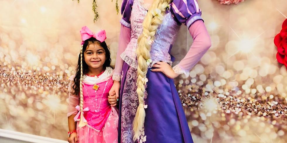 Sparkle with Rapunzel Inspired Brunch & Crafts