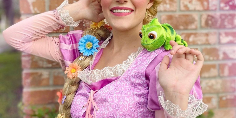 Play Date with Rapunzel!