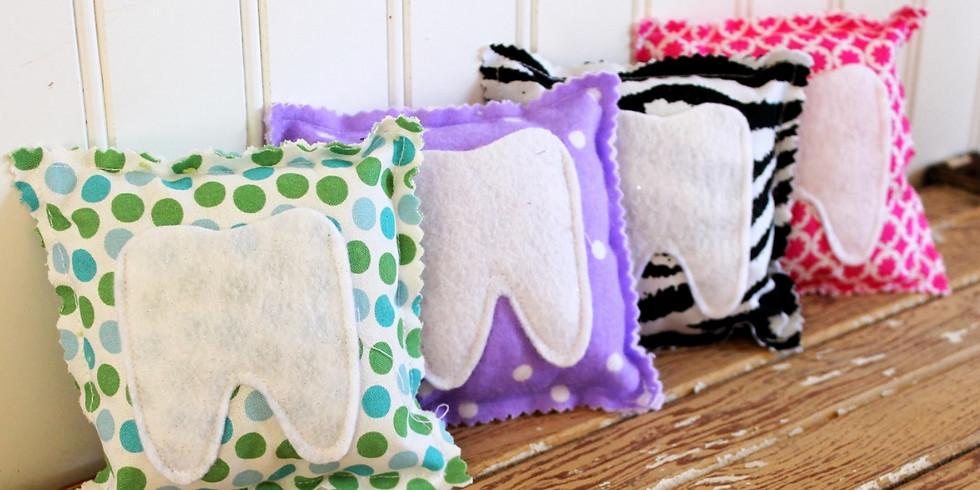 DIY Tooth Fairy Pillow