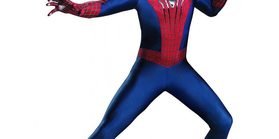 Meet, Greet & Make Spider-Man Inspired Crafts