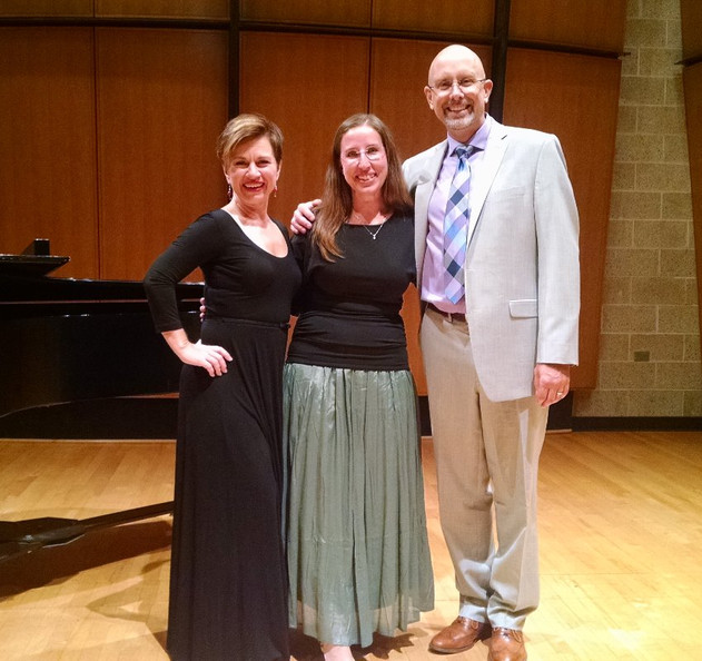 Christina Howell, soprano and Gene Rober