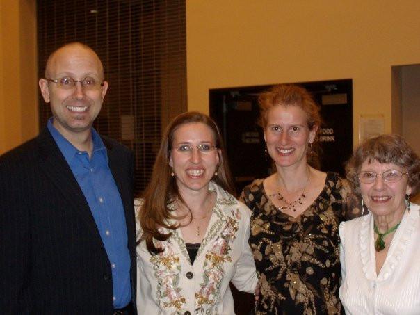 Gene Roberts, tenor and Tamara Goldstein