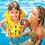 Thumbnail: Chaleco Salvavidas Inflable Infantil Amarillo
