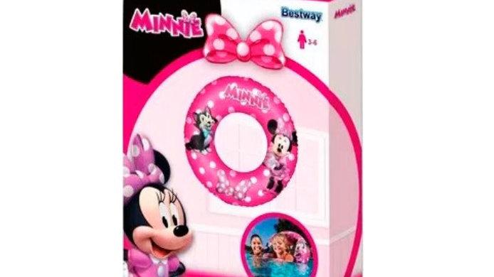 Salvavidas Infantil 3-6 Minnie