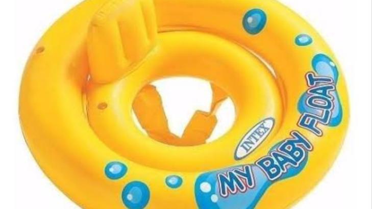 "Salvavidas Inflable ""My Baby Float"""