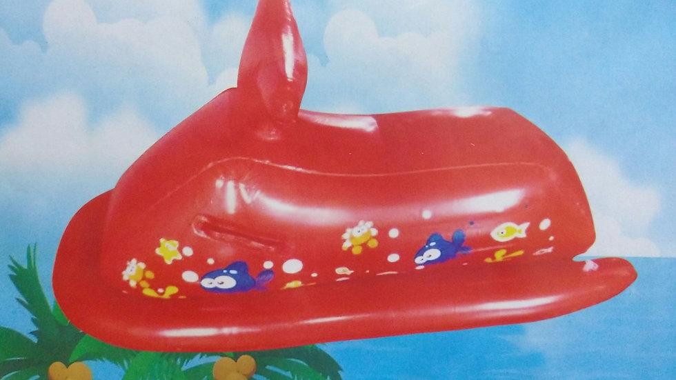 "Salvavidas Inflable Infantil ""Moto acuática"""