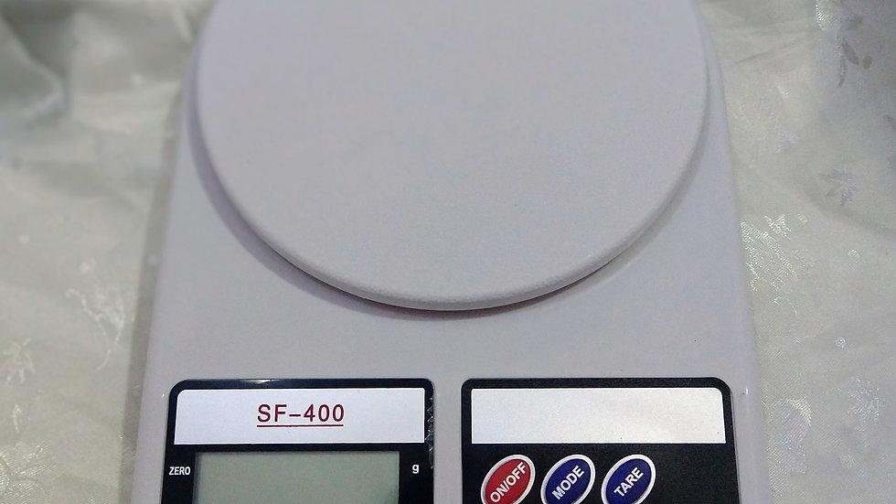 Báscula electrónica para cocina