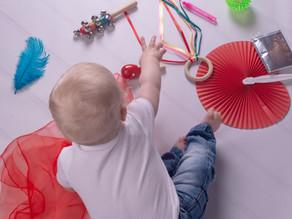 Sensory play: a grandparent's guide [guest blog]