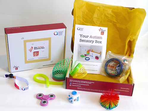 Autism Sensory Box -Shipping included!