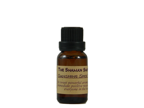 Sunshine Spice - Organic Blend