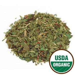 Tea: Memory Booster Herbal Tea - Organic -1 Oz.
