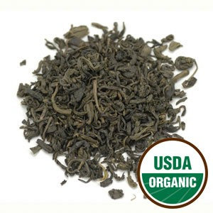 Tea: Jasmine Green Tea - Organic - 1 Oz.