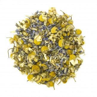 Tea: Chamomile & Lavender Herbal Tea - Organic -1 Oz.