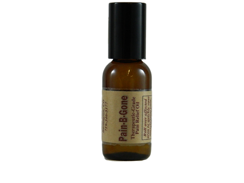 Pain-B-Gone Oil - Instant Pain Relief
