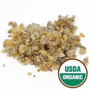 Herb: Frankincense Tears - Organic - 1 Oz.