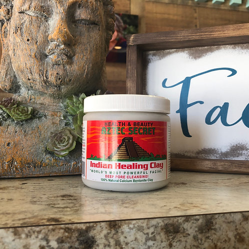 Indian Healing Clay - 100% Natural Bentonite Clay