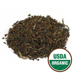 Tea: Darjeeling Black Tea-Organic 1 Oz.
