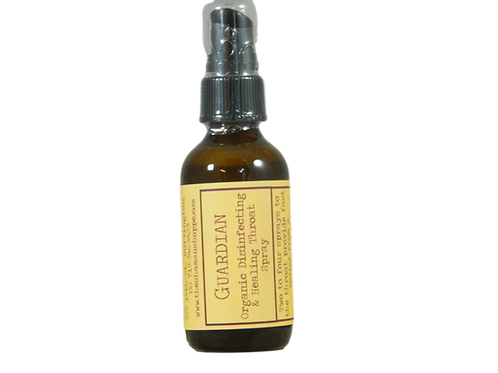 Guardian Throat Spray - Organic