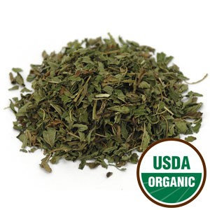 Tea: Peppermint Herbal Tea - Organic -1 Oz.