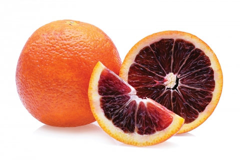 ORANGE, BLOOD (Citrus sinensis)