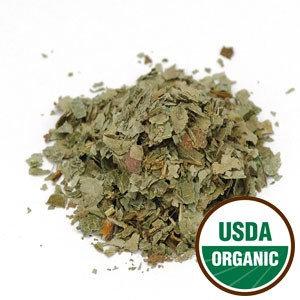 Tea: Strawberry Leaf Black Tea - Organic - 1 Oz.