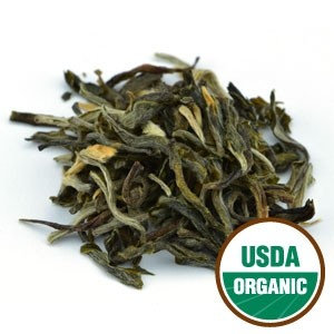 Tea: Pu'erh White Tea - Organic - 1 Oz.