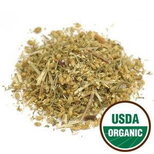 Herb: Yarrow Flowers - Organic - 1 Oz.