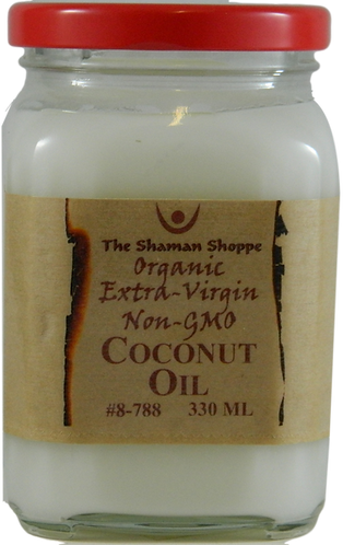 Coconut Oil - Organic Extra-Virgin, Non-GMO