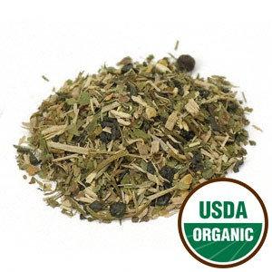 Tea: Energy Booster Herbal Tea - Organic -1 Oz.