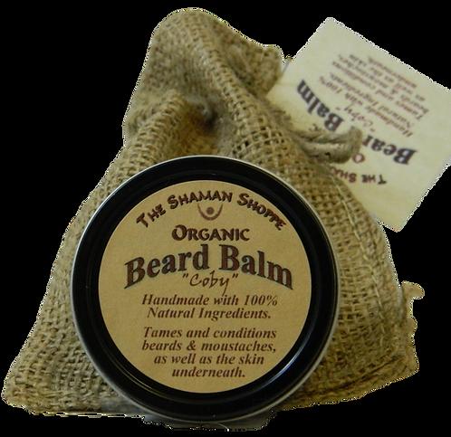 Beard/Moustache Balm - Organic