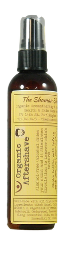 Aftershave - Organic