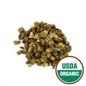 Herb: Burdock Root - Organic - 1 Oz.