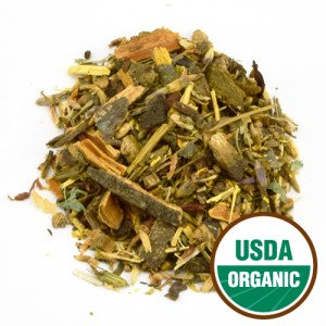 Tea: Blood Cleanser - Organic - 1 Oz.