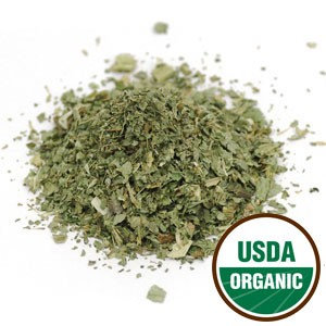 Herb: Milk Thistle Leaf - Organic - 1 Oz.
