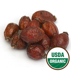 Herb: Rosehips - Organic - 1 Oz.