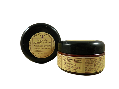 Tummy Butter - Organic