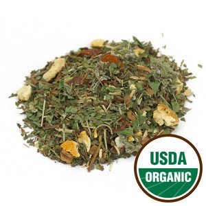 Tea: Razzlemint Herbal Tea - Organic -1 Oz.