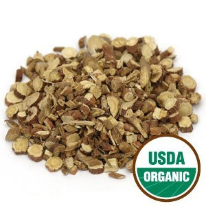 Herb: Licorice Root - Organic - 1 Oz.