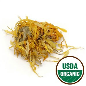 Herb: Calendula Flowers - Organic - 1 Oz.