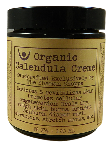 Calendula Cream - Organic