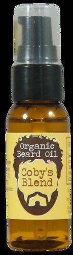 Beard/Moustache Oil - Organic