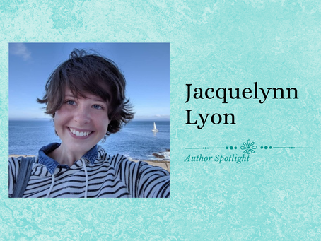 Author Spotlight: Jacquelynn Lyon