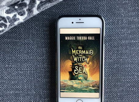 Book Review: The Mermaid, the Witch, and the Sea by Maggie Tokuda-Hall